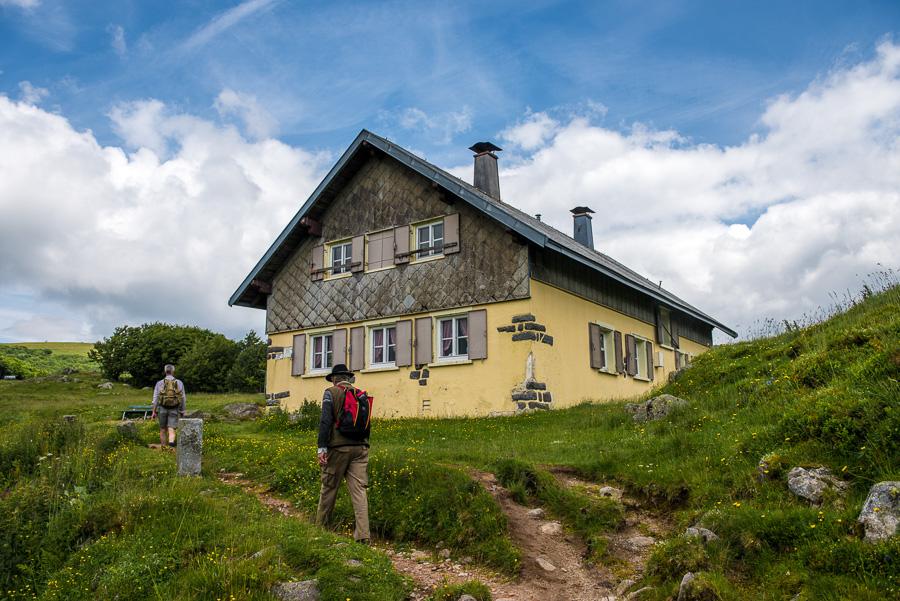 Le refuge du Rainkopf est ouvert à tous