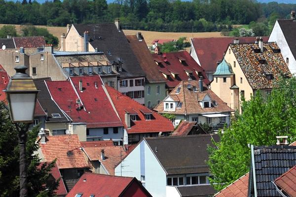 Sentier Interregio, étape à Altkirch