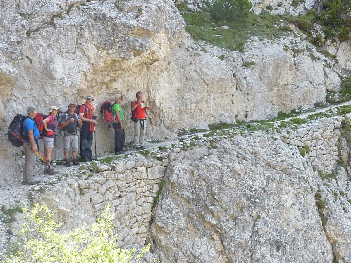 groupe Trek, Dolomites