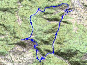 Forêt noire, Rappeneck, Oberried, Schauinsland