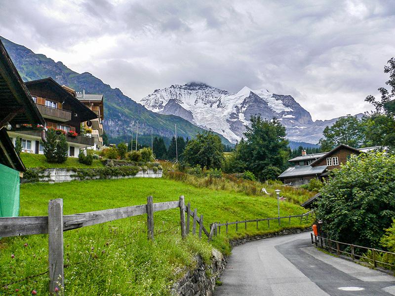 Jungfrau, Suisse