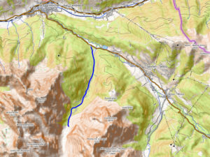 San Candido, Sesto, refuge Tre Scarperi, Dolomites, Tre Cime di Lavaredo