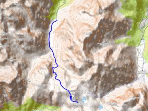 Dolomites, Tre Scarperi, Locatelli, Tre Cime Lavaredo, Dolomites, trek