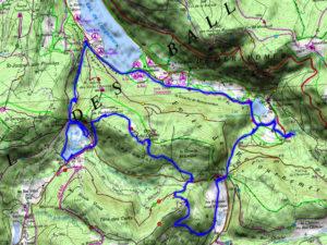 Lacs de Longemer, Lispach et Retournemer