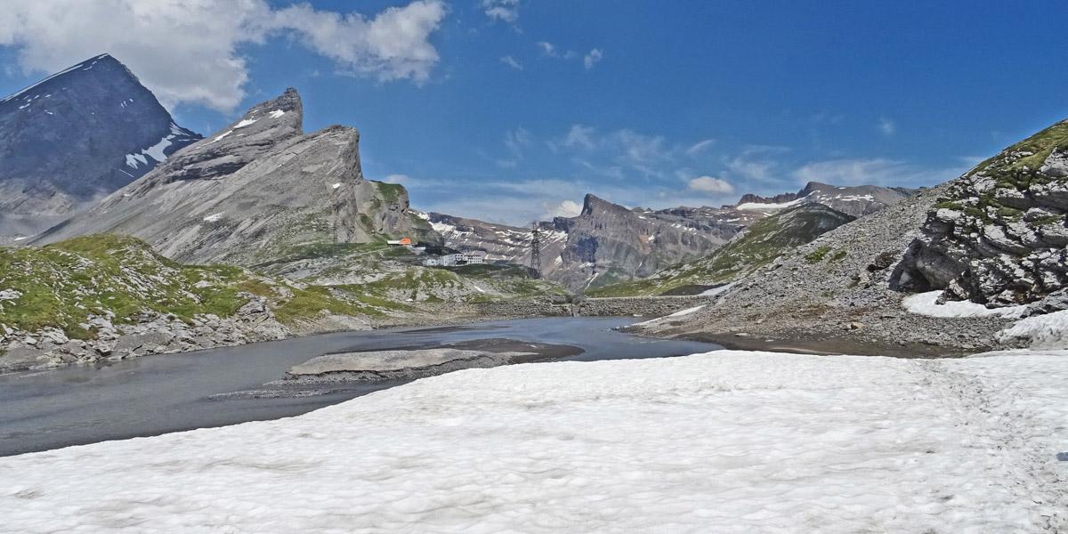 Laemmerenhuette, Leukerbad, Suisse