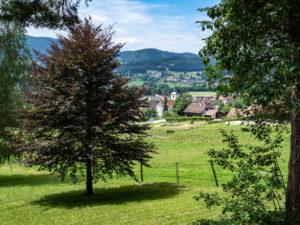 Les villages de Kiffis et Roggenbourg