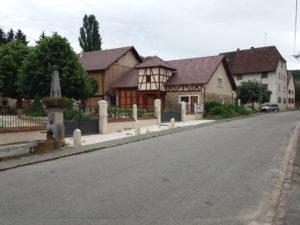 Lutter, village du Sundgau