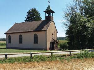 chapelle Notre-Dame de Bellefontaine, Chavannes sur l'Étang