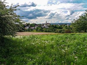 Wolschwiller, village du Sundgau