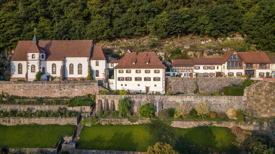 Bâtiments du sanctuaire du Schauenberg