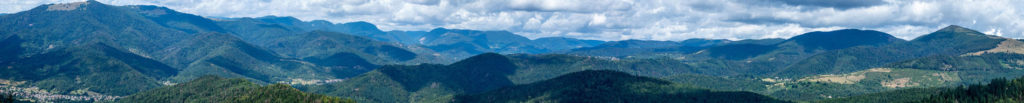Thann-camp Turenne, superbe point de vue