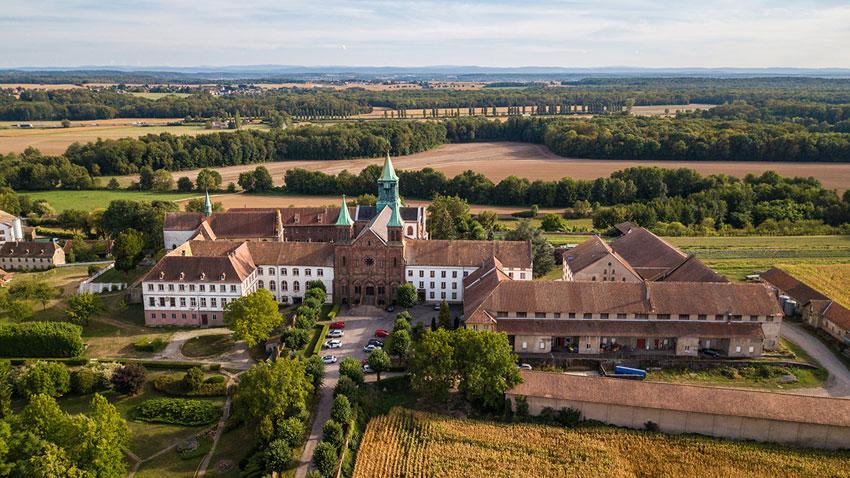 Abbaye de l'Oelenberg