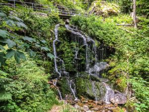 Cascades de Todtnau