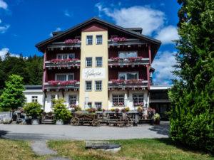 Au Wiedener Eck, l'hôtel éponyme