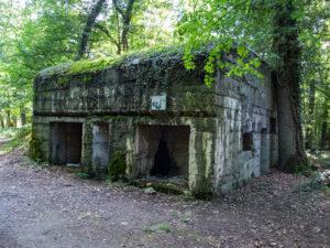 sentier des bunkers, Burnhaupt-le-Bas