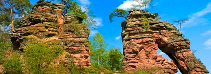 rochers de Dahn