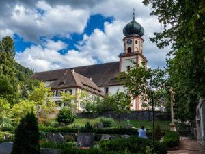 Sankt Trudpert, en Forêt Noire