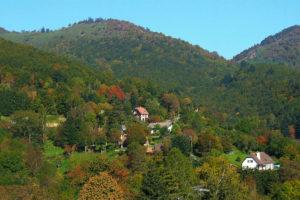 village de Bourbach le Haut