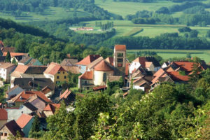 Osenbach - Osenbuhr, villages proches