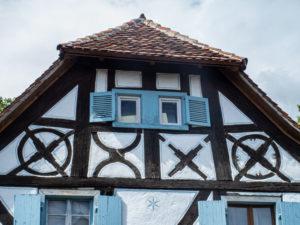 Koetzingue et ses maisons anciennes