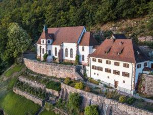 Notre-Dame du Schauenberg, lieu de pélerinage