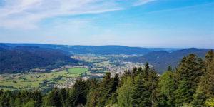 Chèvre-Roche et ses panoramas superbes